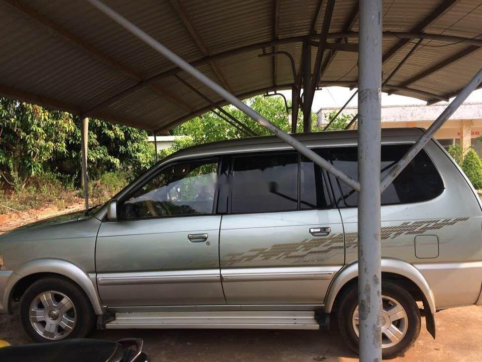 Bán Toyota Zace đời 2005, màu bạc, xe cũ (7)