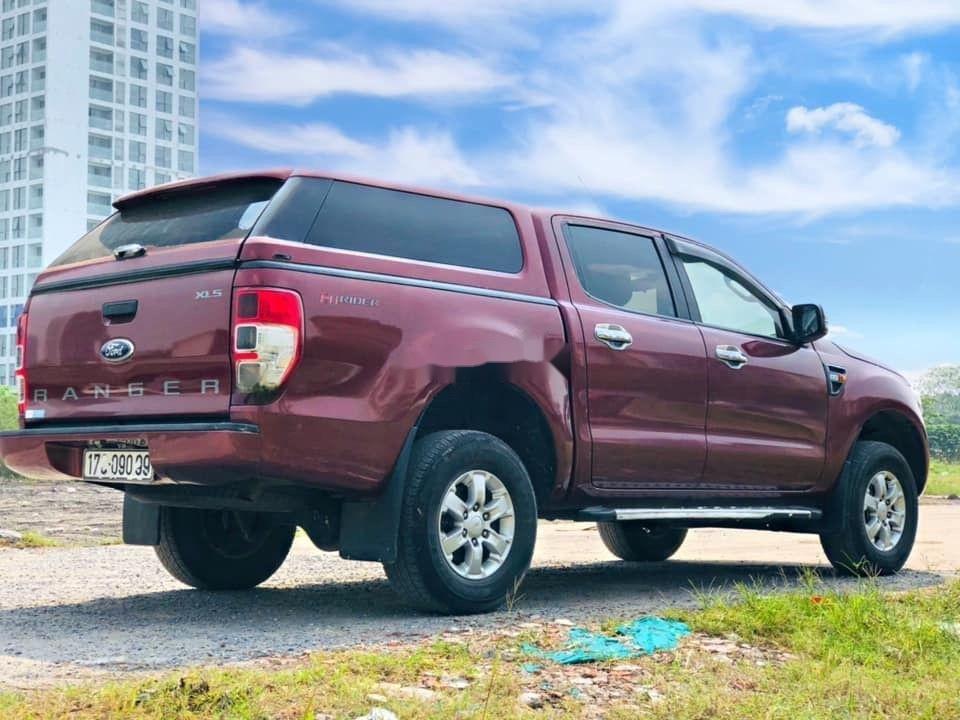 Bán Ford Ranger năm 2014, màu đỏ, nhập khẩu nguyên chiếc chính hãng (6)
