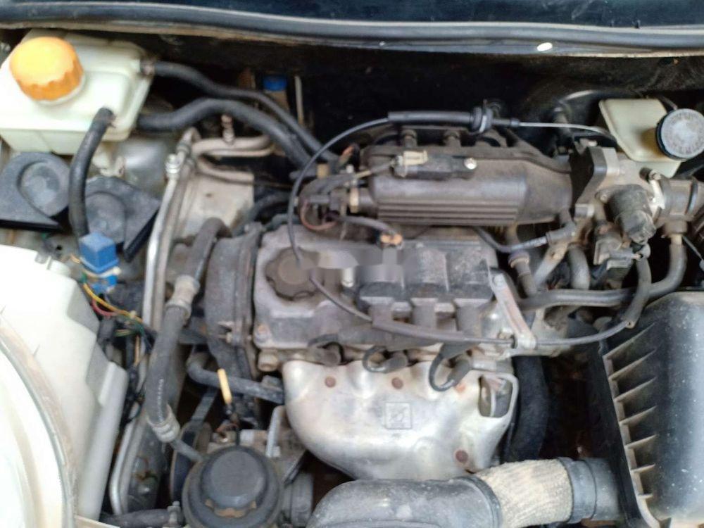 Cần bán lại xe Chevrolet Spark năm 2009, màu bạc xe nguyên bản (7)