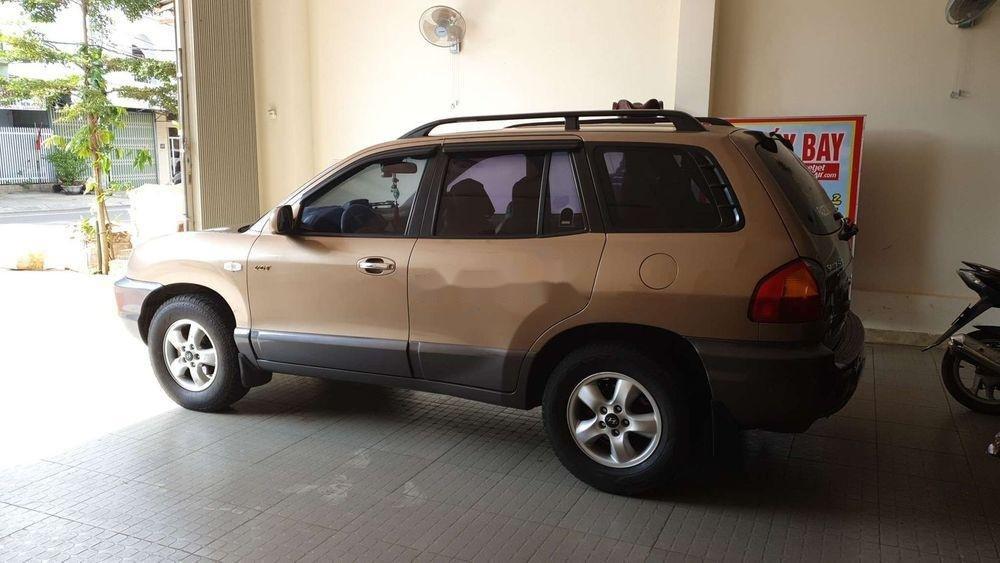Cần bán gấp Hyundai Santa Fe AT đời 2004, nhập khẩu, giá chỉ 300 triệu (1)