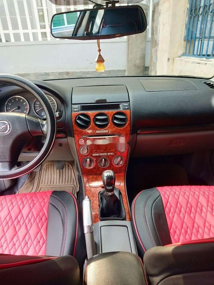 Cần bán lại xe Mazda 6 sản xuất năm 2003, 210 triệu (4)