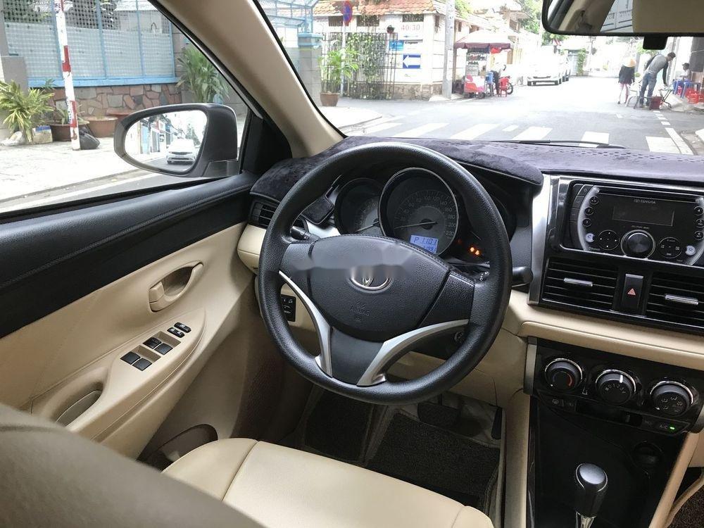 Cần bán lại xe Toyota Vios sản xuất năm 2018, màu trắng, giá 480tr (3)