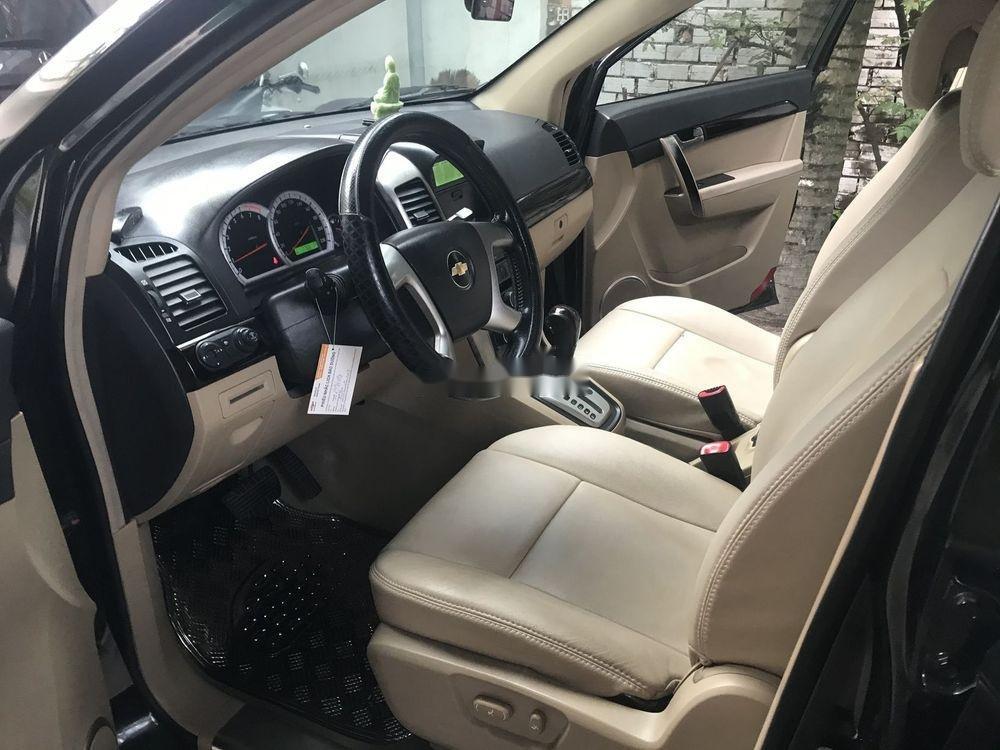 Bán Chevrolet Captiva sản xuất 2007, màu đen xe gia đình, giá 259tr (5)