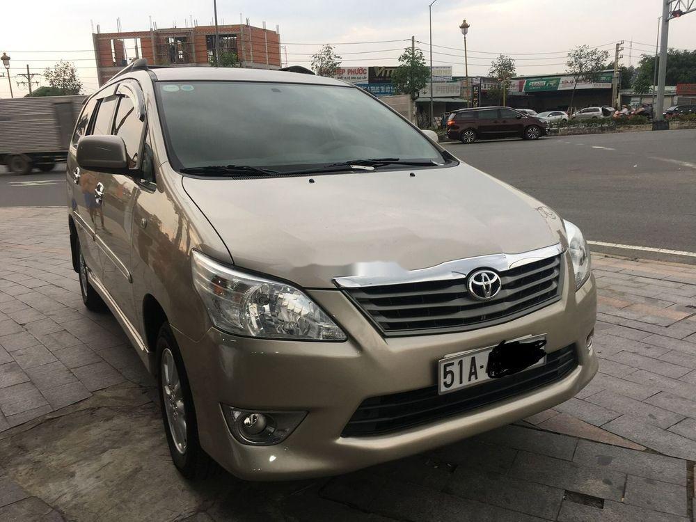Bán ô tô Toyota Innova G năm sản xuất 2013, giá 465tr (1)