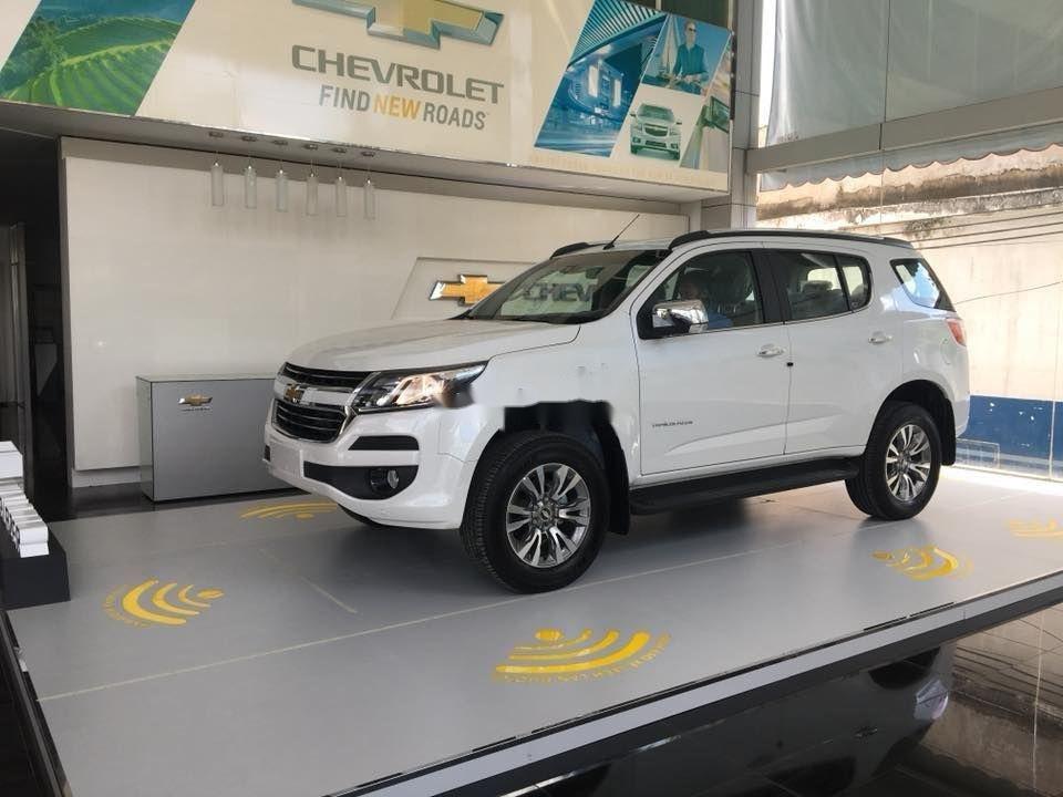 Bán Chevrolet Trailblazer năm sản xuất 2019, màu trắng, nhập khẩu   (2)