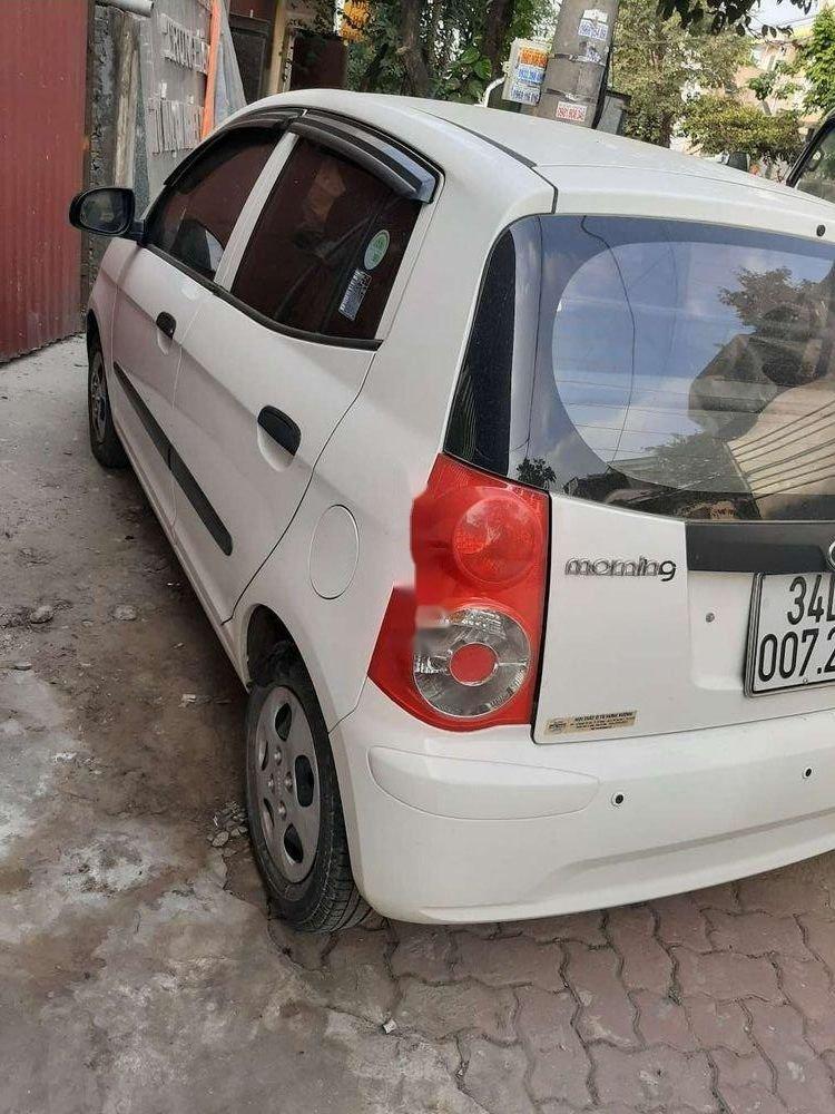 Cần bán Kia Morning năm sản xuất 2010, màu trắng, nhập khẩu  (3)