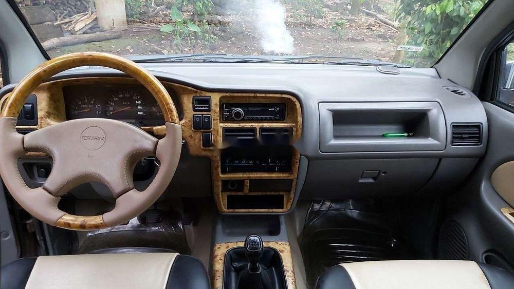 Bán Isuzu Hi lander sản xuất năm 2007, màu nâu chính chủ giá cạnh tranh xe nguyên bản (2)