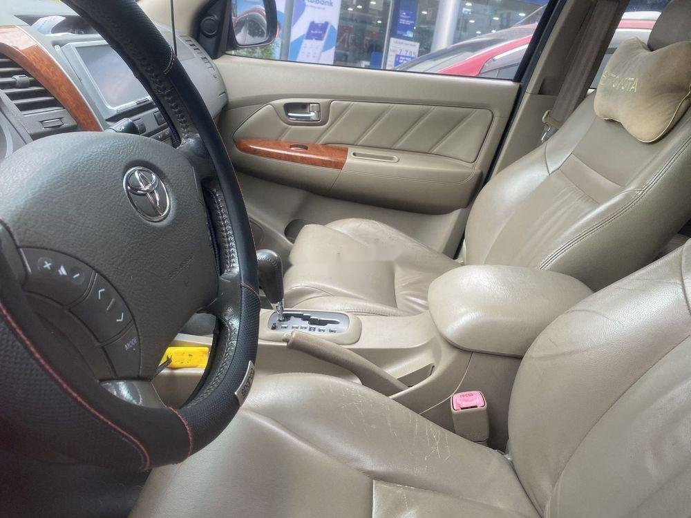 Cần bán lại xe Toyota Fortuner 2011, màu đen xe gia đình xe nguyên bản (6)