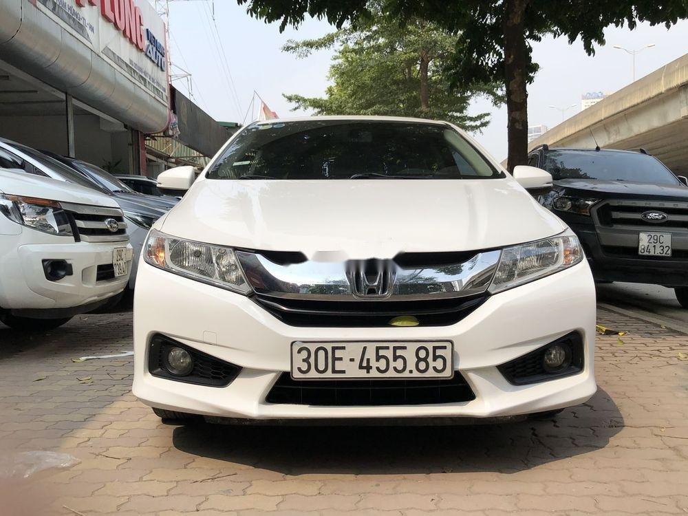 Cần bán Honda City 2016, màu trắng xe gia đình xe nguyên bản (1)