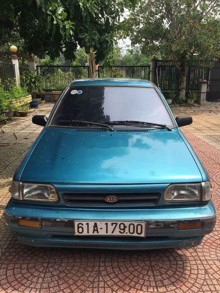 Cần bán xe Kia CD5 đời 2000 giá cạnh tranh xe nguyên bản (1)