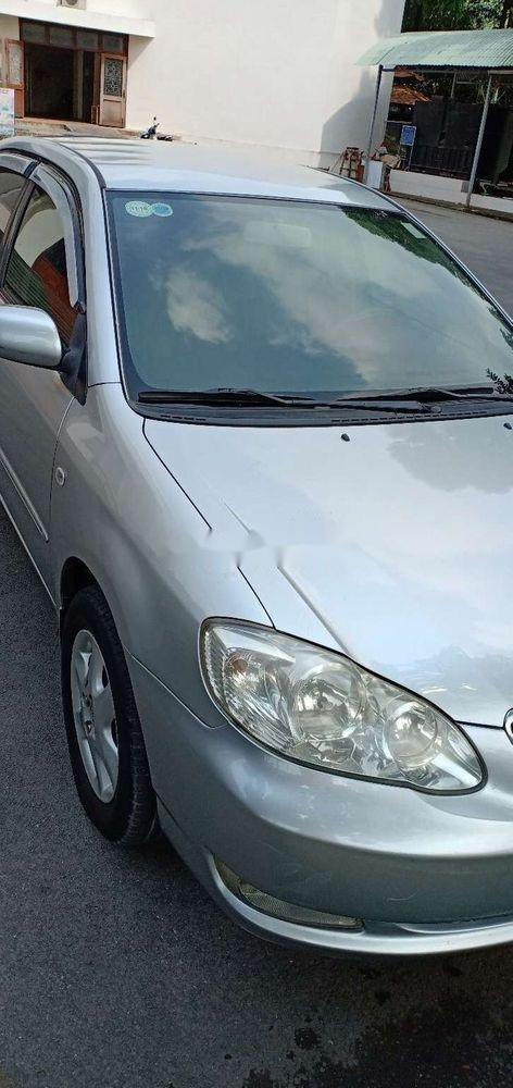 Bán Toyota Corolla Altis năm 2008, màu bạc, xe nhập, chính chủ (7)
