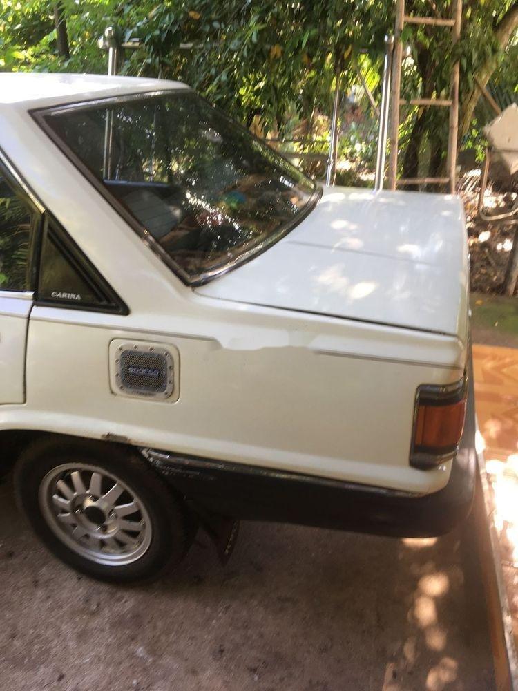 Bán Toyota Carina đời 1982, màu trắng, nhập khẩu  (10)