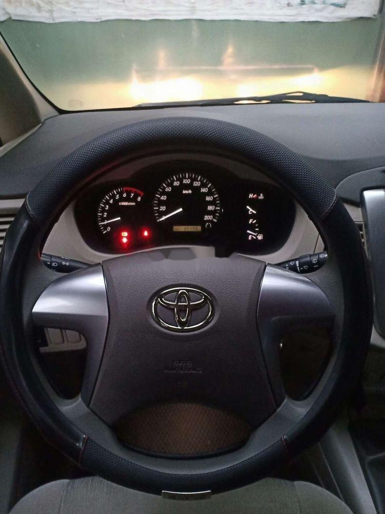 Bán Toyota Innova sản xuất năm 2014, màu vàng, nhập khẩu   (3)