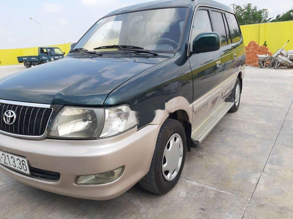 Cần bán gấp Toyota Zace MT năm 2004, nhập khẩu nguyên chiếc, giá chỉ 210 triệu (1)
