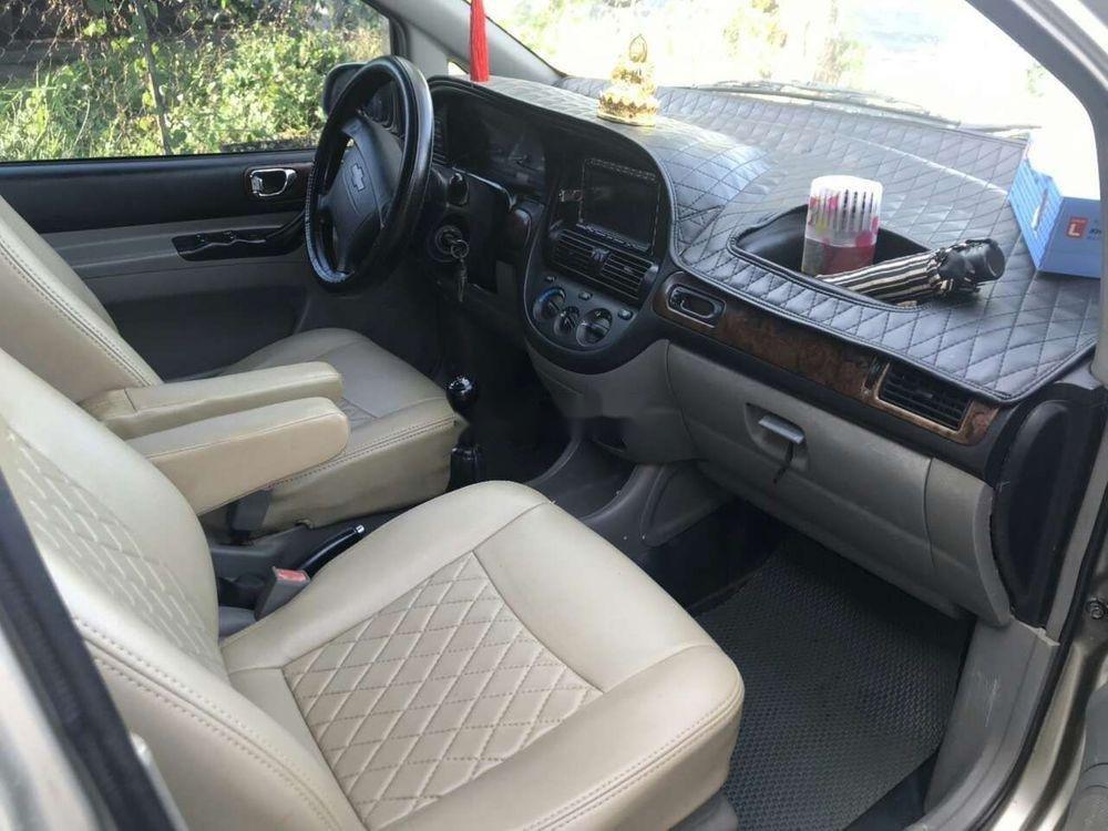 Cần bán xe Chevrolet Vivant năm sản xuất 2010, màu bạc (6)