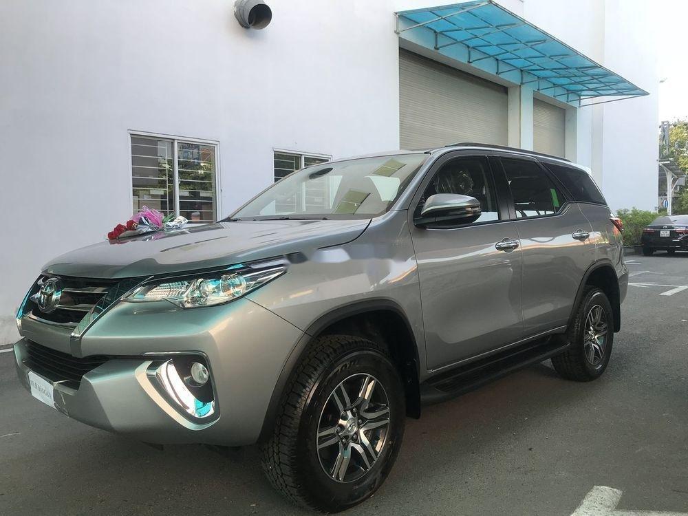 Bán ô tô Toyota Fortuner đời 2019, màu xám số sàn, giá chỉ 970 triệu (2)