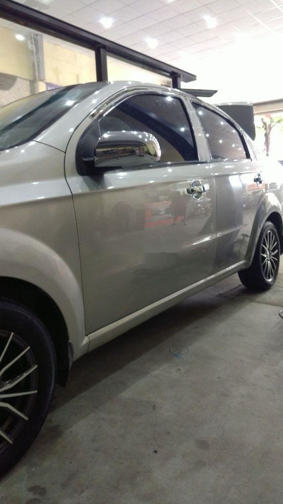 Cần bán lại xe Daewoo Gentra đời 2009, màu bạc chính chủ xe nguyên bản (6)