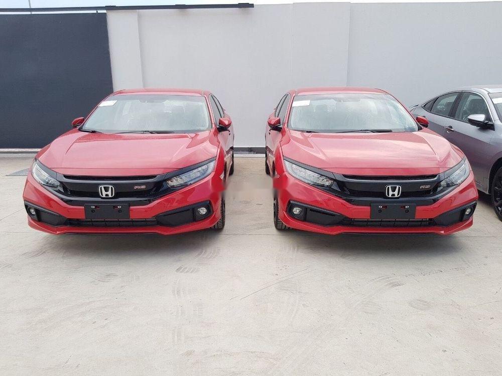 Bán Honda Civic đời 2019, màu đỏ, nhập khẩu nguyên chiếc  (3)