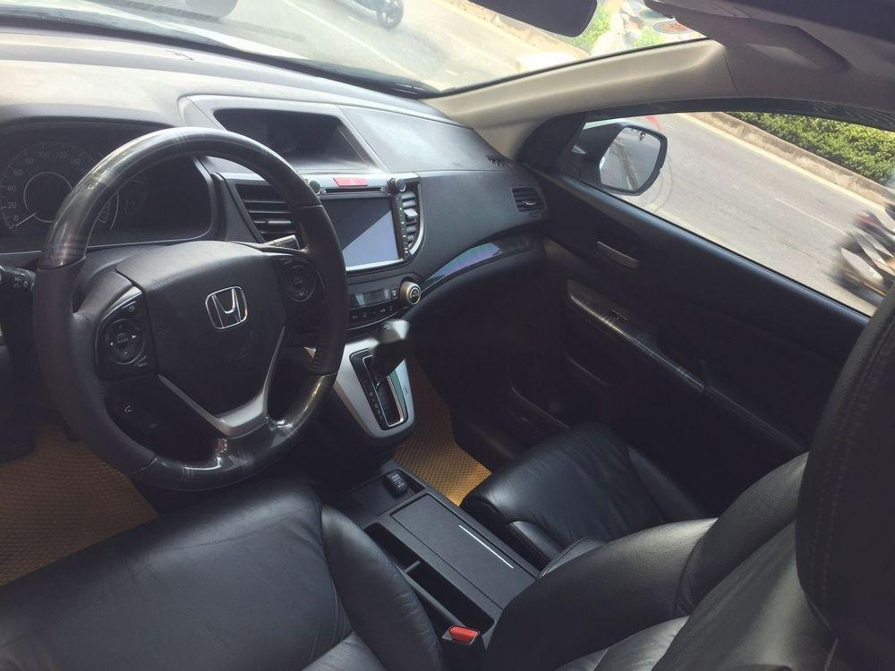 Bán Honda CR V năm sản xuất 2014, màu trắng, xe còn mới, giá 735tr (5)