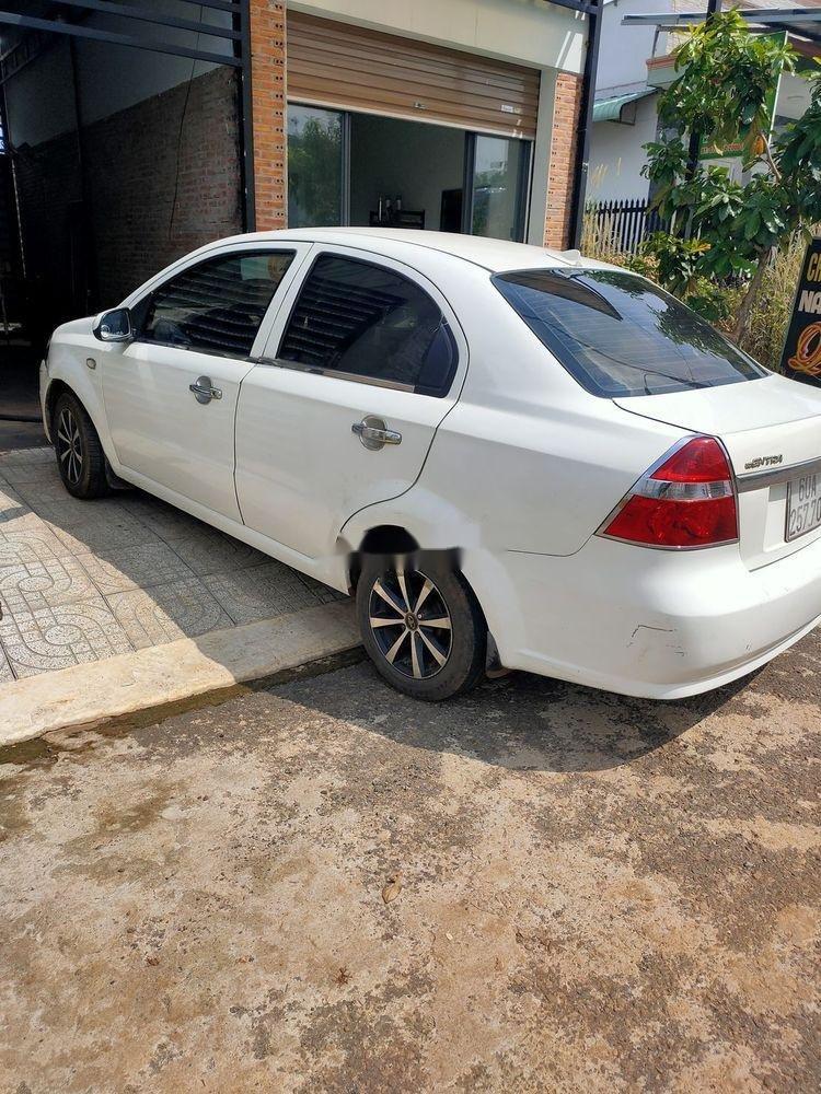 Bán xe Daewoo Gentra đời 2008, màu trắng, chính chủ (3)