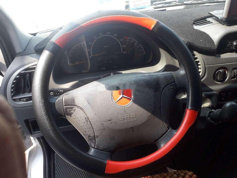 Bán Mercedes đời 2007, nhập khẩu nguyên chiếc, giá 255tr (6)