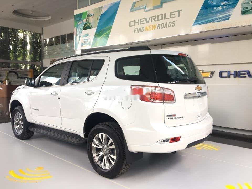 Bán Chevrolet Trailblazer năm sản xuất 2019, màu trắng, nhập khẩu   (3)
