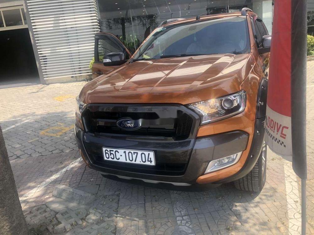 Bán Ford Ranger năm sản xuất 2018, nhập khẩu, xe gia đình (1)