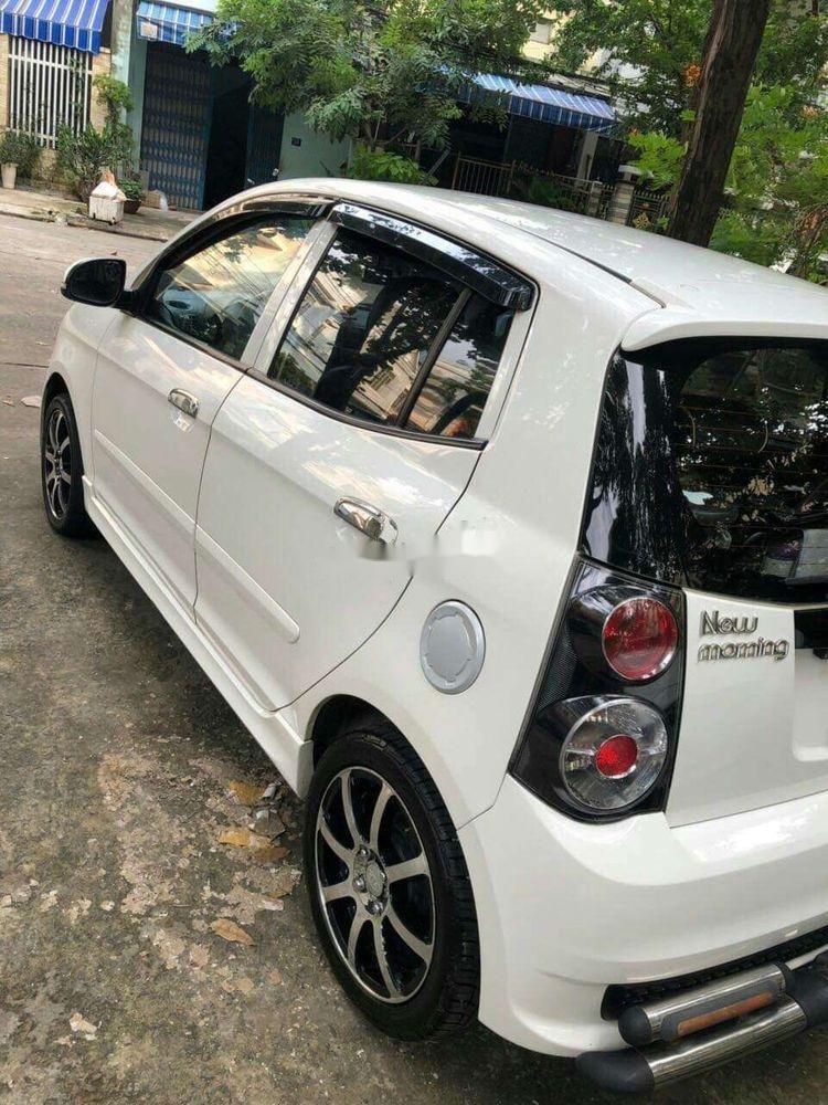 Cần bán xe Kia Morning 2011, màu trắng xe nguyên bản (1)