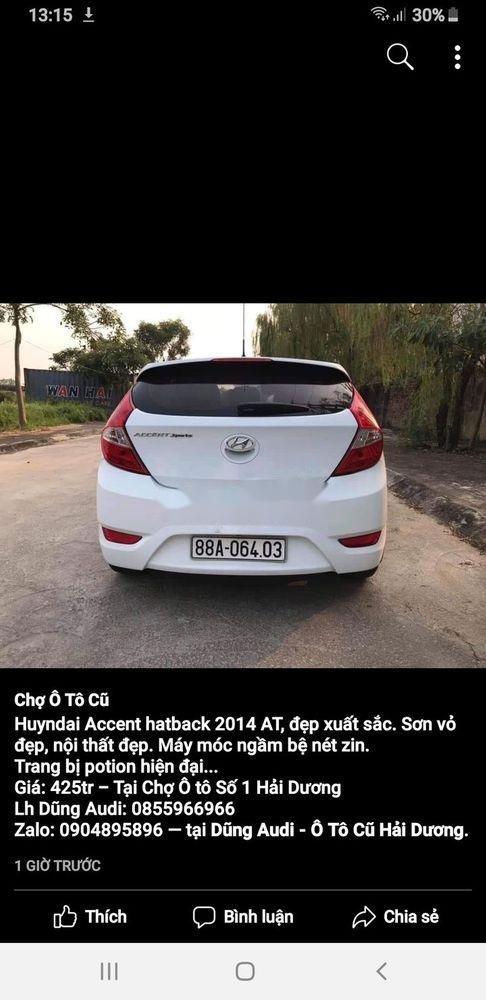 Cần bán Hyundai Accent sản xuất năm 2019, màu trắng, nhập khẩu (2)