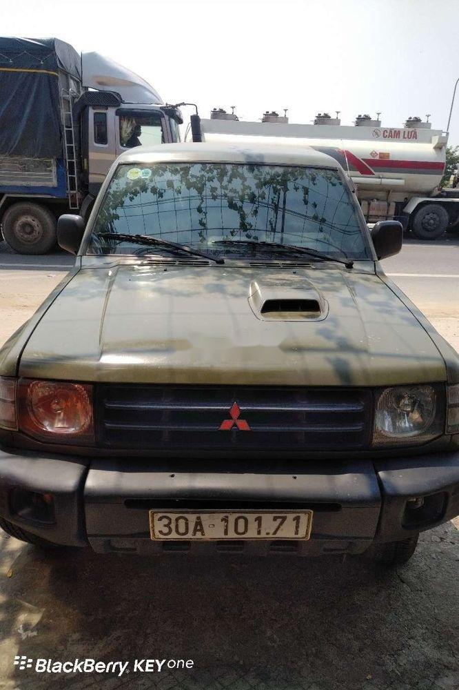 Cần bán Mitsubishi Pajero 2008 chính chủ xe nguyên bản (2)