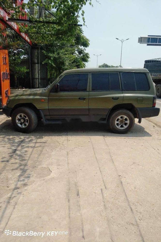 Cần bán Mitsubishi Pajero 2008 chính chủ xe nguyên bản (1)