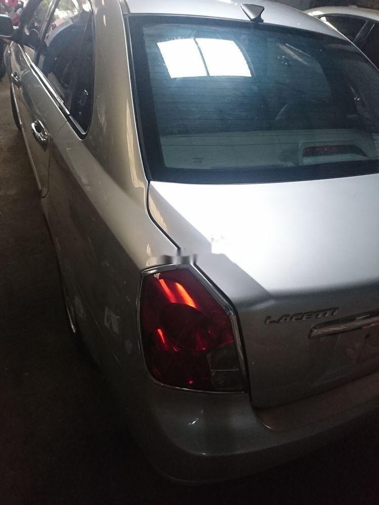 Cần bán Chevrolet Lacetti năm sản xuất 2009, màu bạc, xe nhập chính hãng (6)