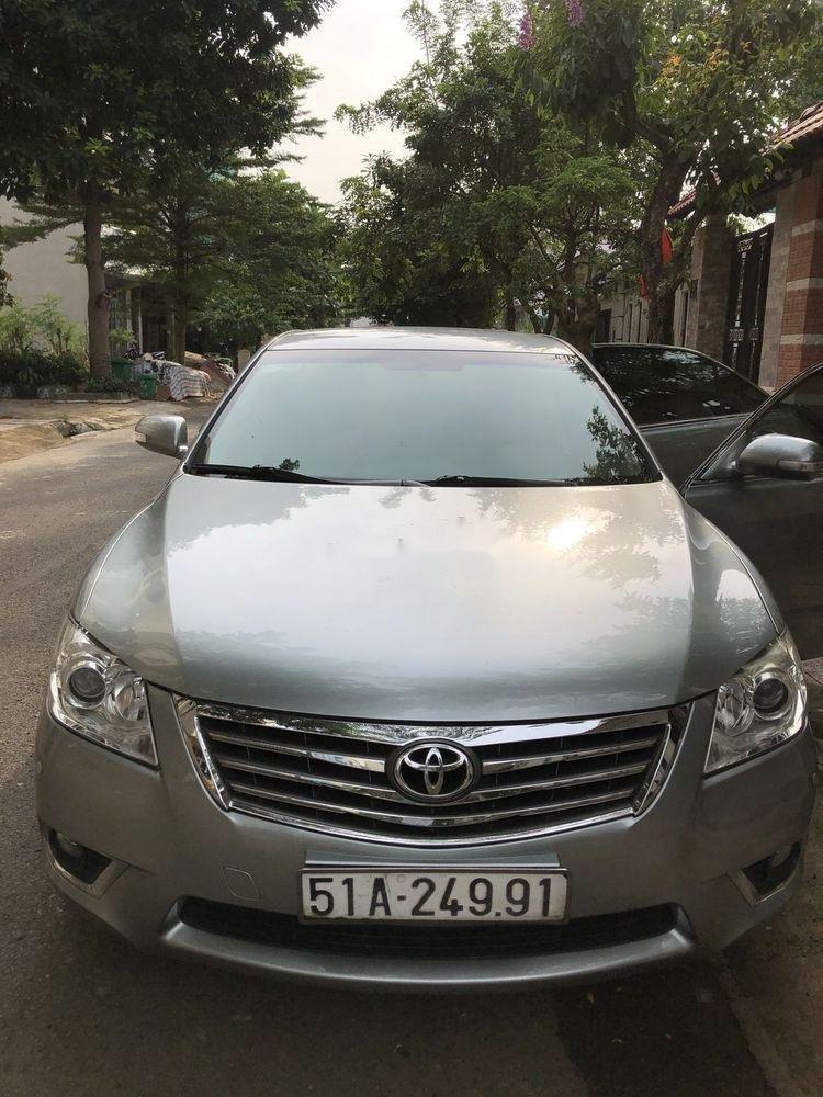 Cần bán Toyota Camry đời 2011 xe nguyên bản (3)