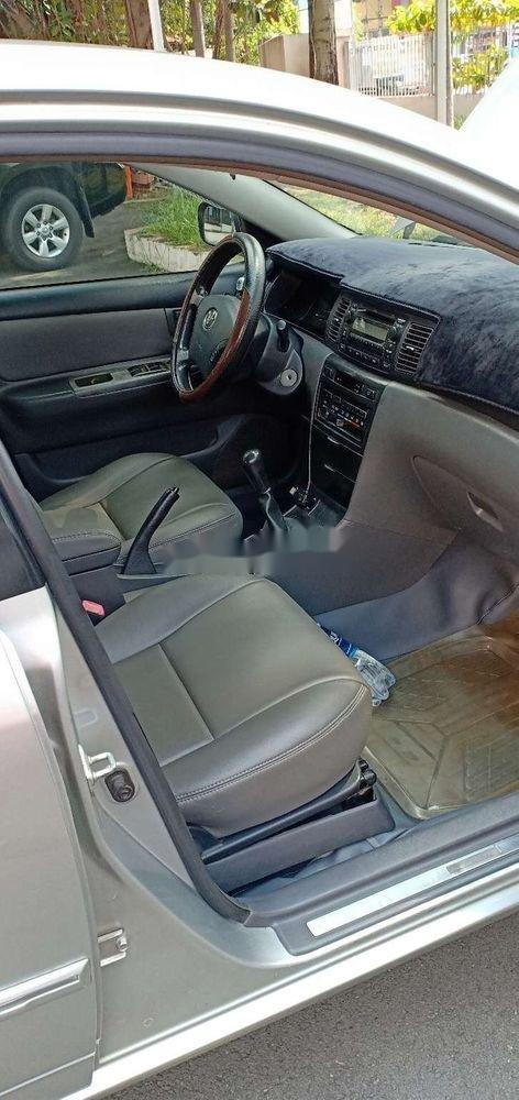 Bán Toyota Corolla Altis năm 2008, màu bạc, xe nhập, chính chủ (5)