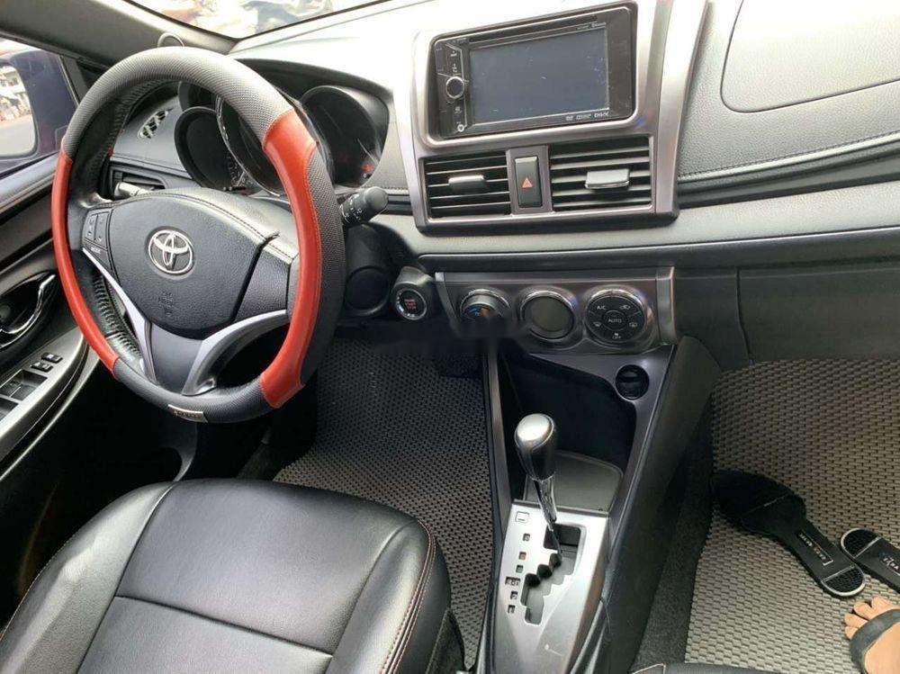 Cần bán Toyota Yaris sản xuất 2014, màu đỏ, nhập khẩu, chính chủ, 430tr (2)