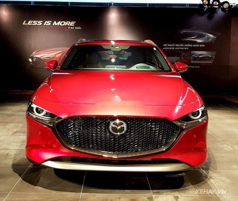 Bán Mazda 3 đời 2019, màu đỏ, giá tốt (1)