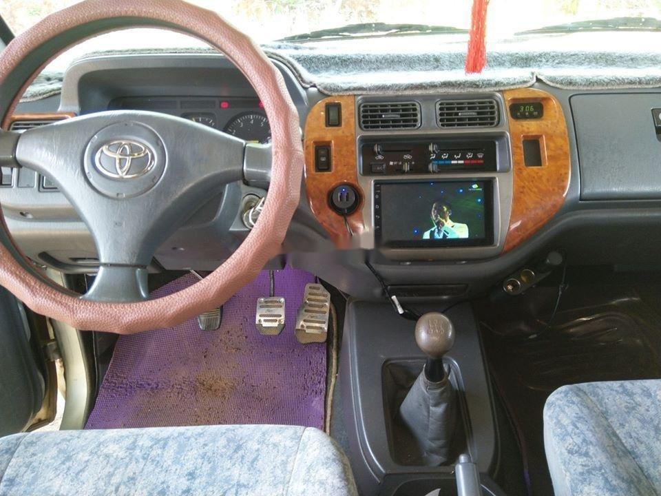 Bán Toyota Zace đời 2005, màu bạc, xe cũ (2)