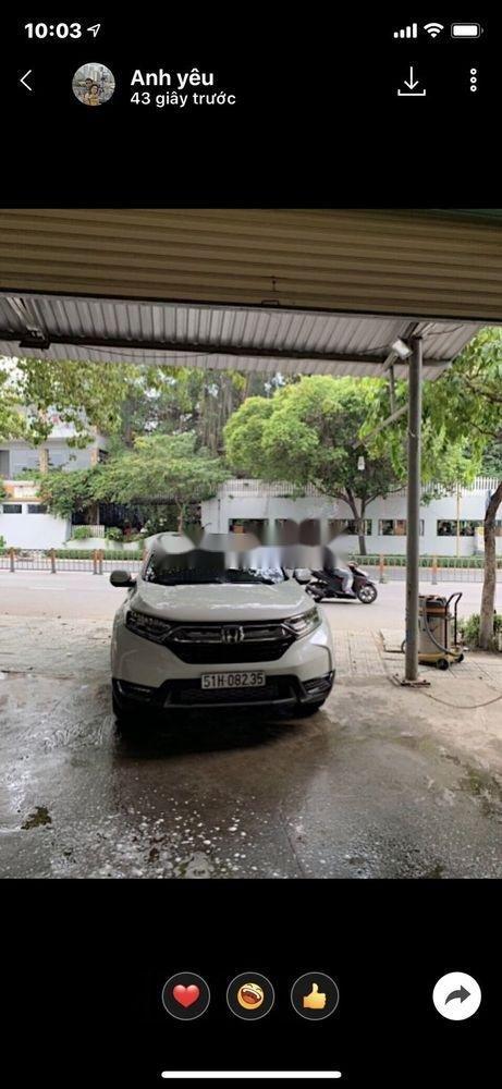 Bán Honda CR V sản xuất 2019, xe nguyên bản (5)