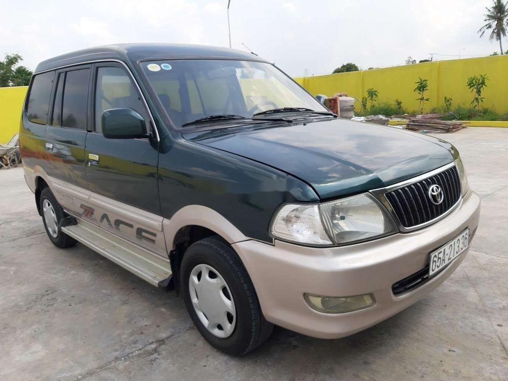 Cần bán gấp Toyota Zace MT năm 2004, nhập khẩu nguyên chiếc, giá chỉ 210 triệu (2)