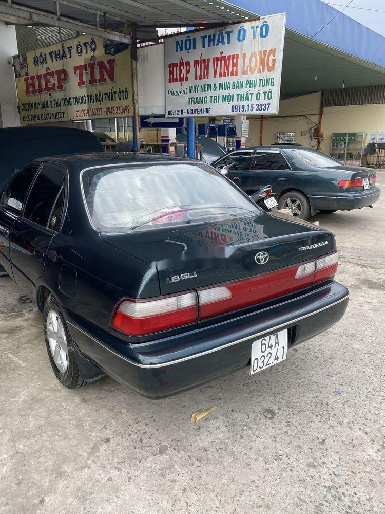 Cần bán lại xe Toyota Corolla MT sản xuất 1996, nhập khẩu nguyên chiếc (2)