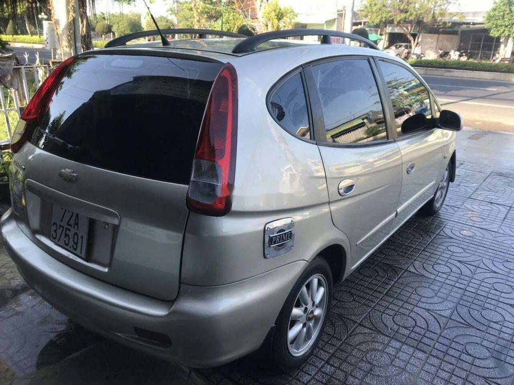 Cần bán xe Chevrolet Vivant năm sản xuất 2010, màu bạc (11)