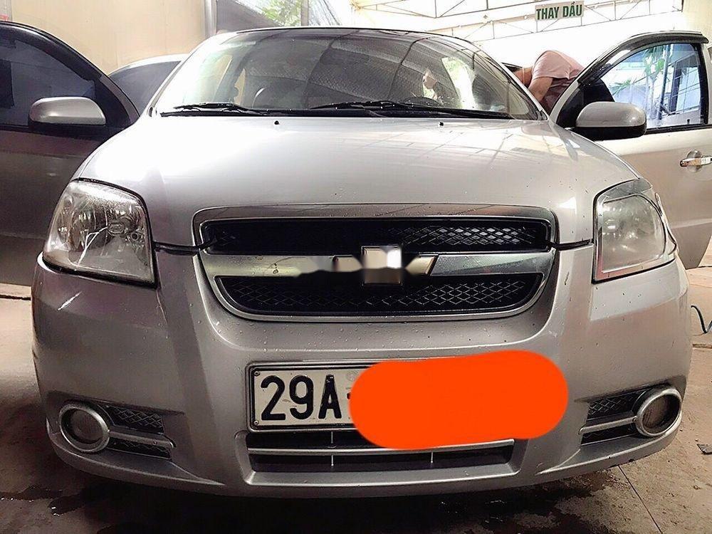 Bán xe Chevrolet Aveo đời 2011, giá tốt (2)