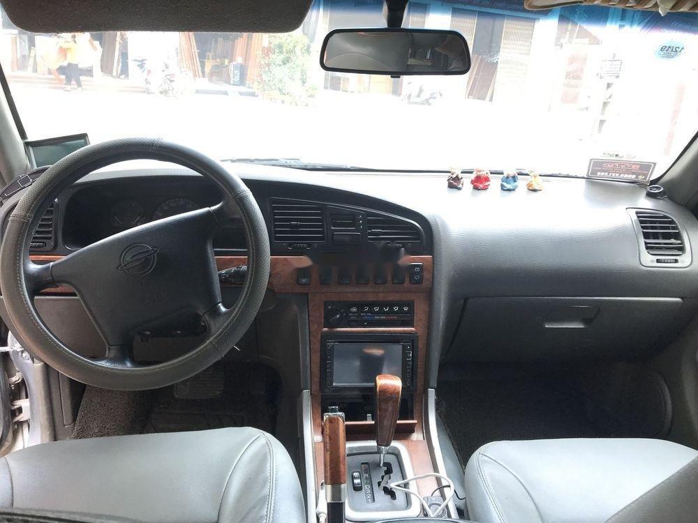 Bán ô tô Ssangyong Musso đời 2005, xe nhập chính hãng (5)