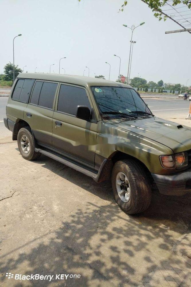 Cần bán Mitsubishi Pajero 2008 chính chủ xe nguyên bản (3)