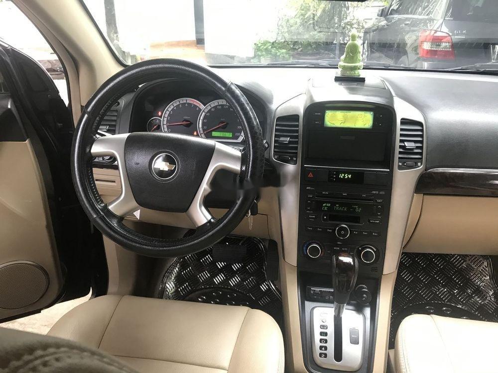Bán Chevrolet Captiva sản xuất 2007, màu đen xe gia đình, giá 259tr (7)