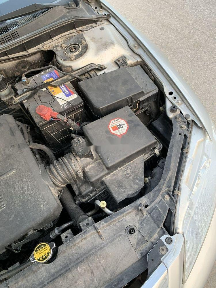 Cần bán xe Mazda 6 2003, màu bạc xe gia đình, giá tốt (7)