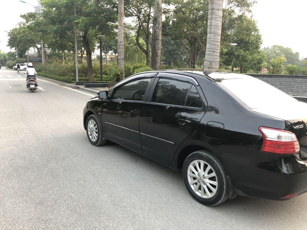 Bán xe Toyota Vios 2011, màu đen xe nguyên bản (5)