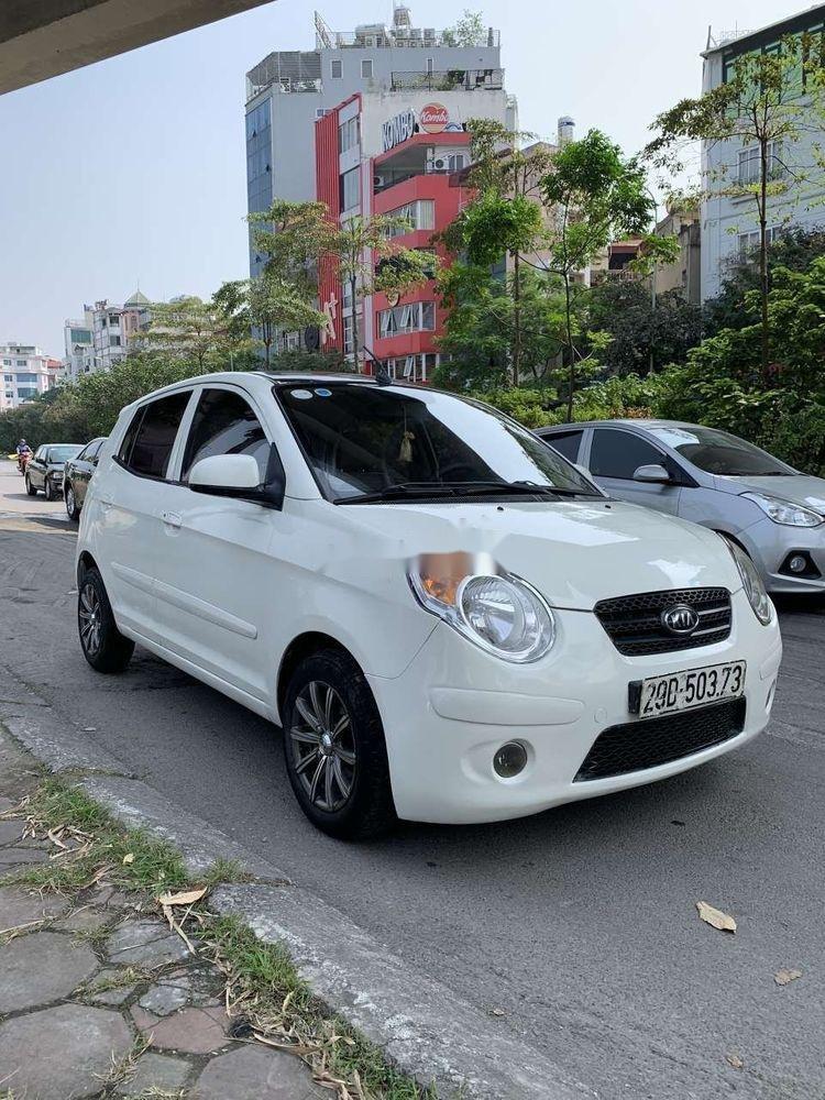 Bán Kia Morning năm sản xuất 2010, màu trắng, nhập khẩu (2)