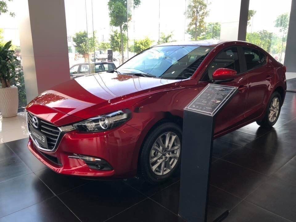 Bán xe Mazda 3 sản xuất năm 2019, màu đỏ, giá tốt (3)