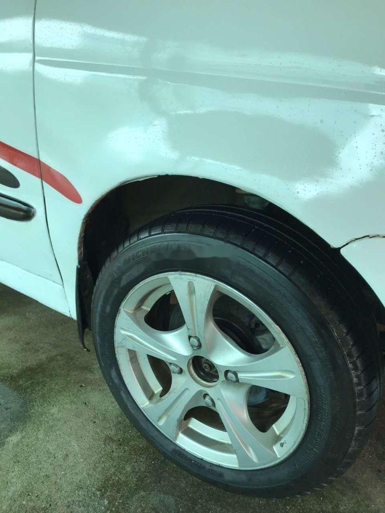 Cần bán gấp Daewoo Matiz sản xuất 2003, màu trắng xe gia đình, giá 59.5tr xe nguyên bản (2)